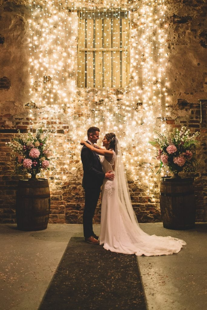 fairy-lights-wedding-barn-yorkshire