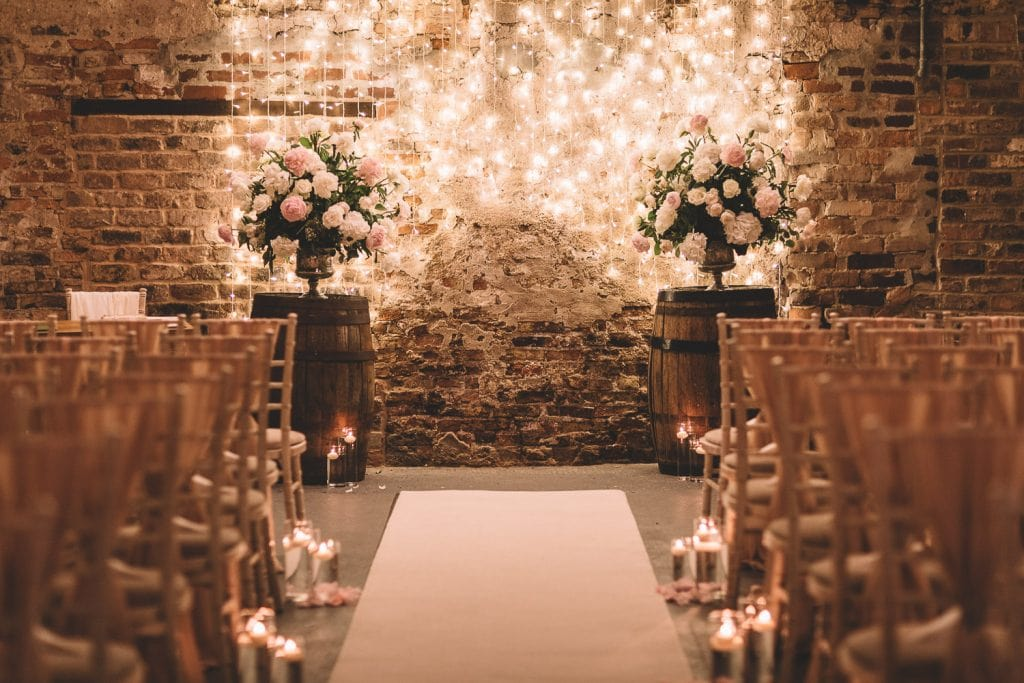 candles-the-normans-wedding-venue